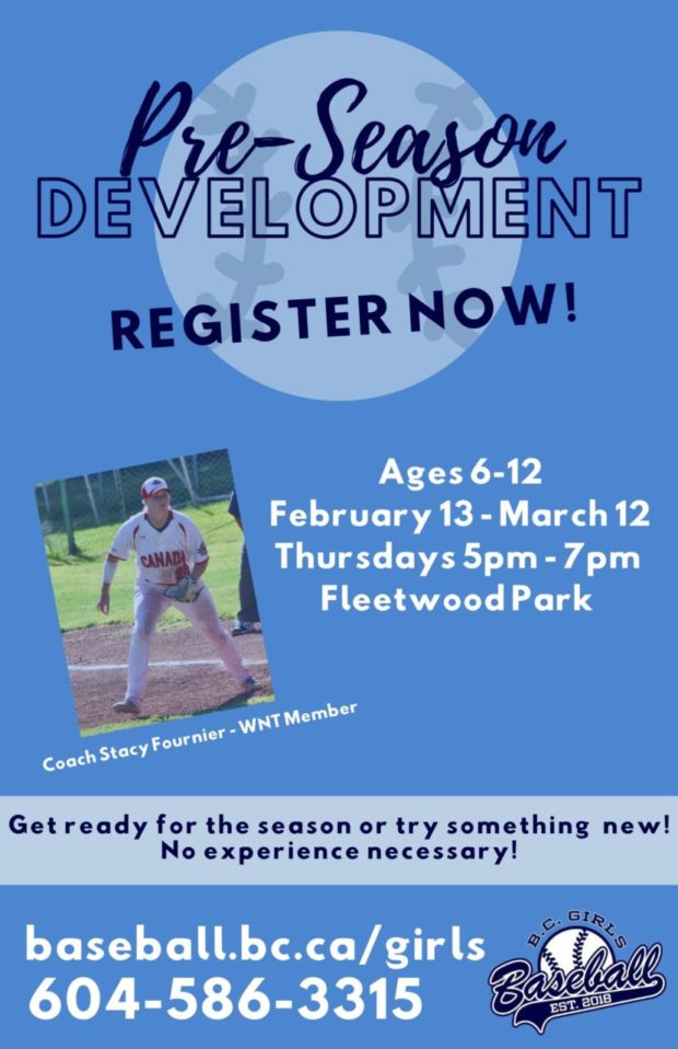 Girls Baseball Development